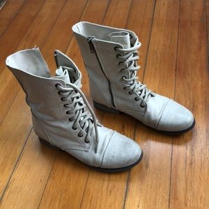 Steve Madden Troopa boot sz 7.5
